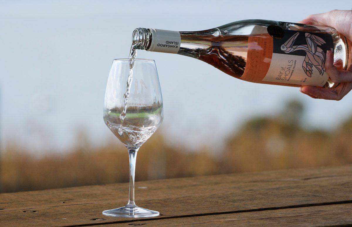 Kangaroo Island Rose Wine
